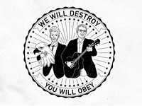 Matthew Good and Jay Baruchel Seal