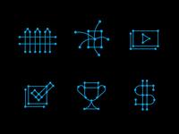 Dot Icons