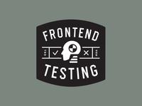 Frontend Testing Logo