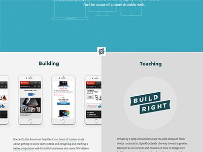 Sparkbox Homepage