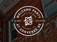 Welcome Party at Converge SE