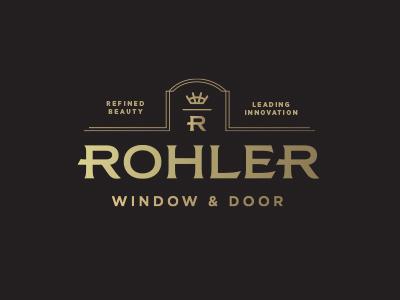 Rohler Window & Door Logo