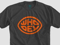Townie Made Who Dey Shirt