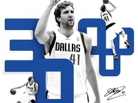 30,000 Points for Dirk