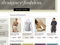 Fashion e-commerce