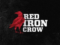 Red Iron Crow Branding