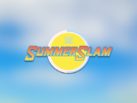 Classic WWE SummerSlam Logo