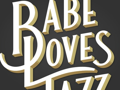 Babe Loves Jazz Final Close-Up