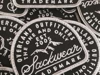 Sackwear overland patch2