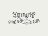 Typogriff