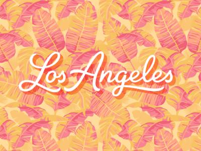 Los Angeles logotype
