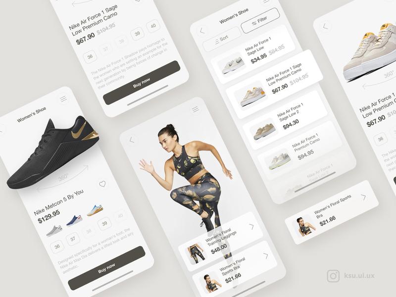 Nike Internet-shop