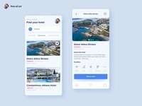 Hotel Booking Concept