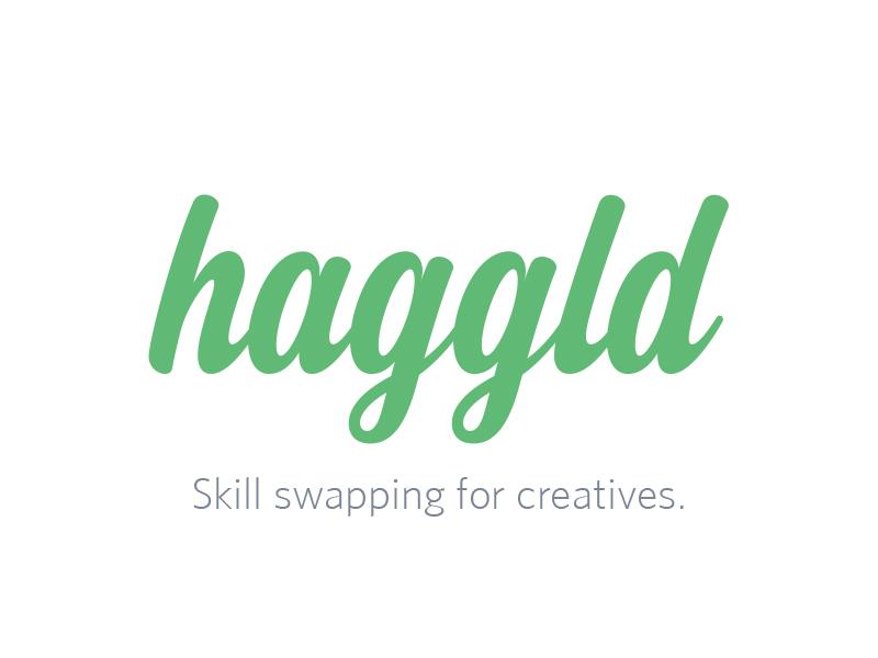 Haggld trade barter creative haggld haggled swap skills