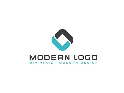 modern logo elegant technology minimal branding graphic design logo design concept logo design logo
