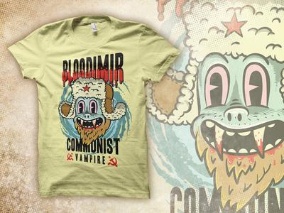 Bloodimir Tshirt