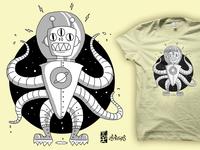 Alien Spaceman