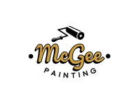 Logo for a painting business