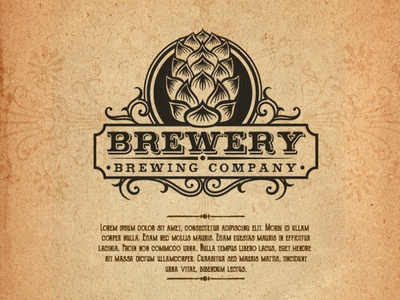 brewery logo - available