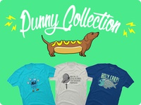 The Punny Collection is now live!