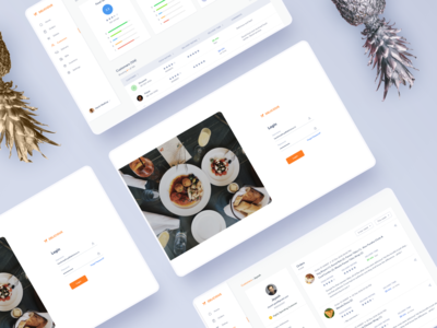 Delicious - the restaurant app