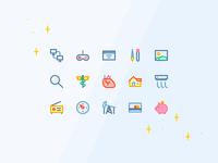 EpicPxls Icons sneak peek