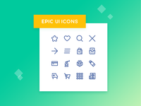 Epic UI Icons