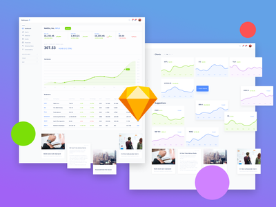 Walletquery UI bitcoin crypto freebie download design free market business graph charts sketch stocks