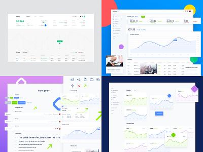 Epic #2018 type logo animation web ux typography branding chart epic vector app flat epicpxls blue sketch ui kit design ui psd 2018