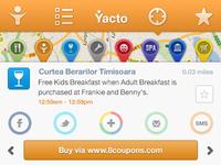 Yacto Mobile Ui