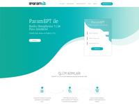 ParamEPT Home Screenshot