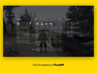 GUI for GTARP (ALT:V) gaming gui hud ui gta5 altv roleplay gta gta rp