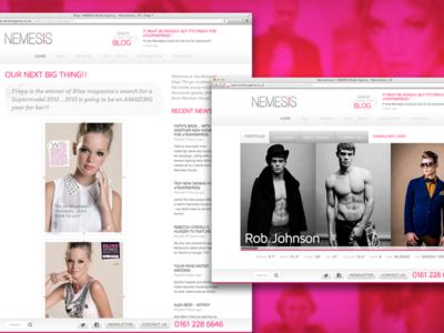 Web Design Portfolio Slide