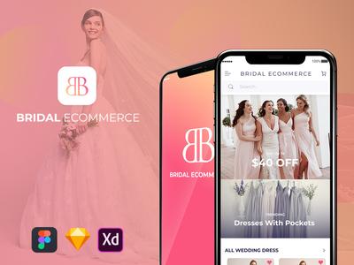 Bridal Ecommerce UI KIT