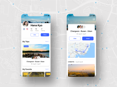 Le Trip - Travel planner UI KIT