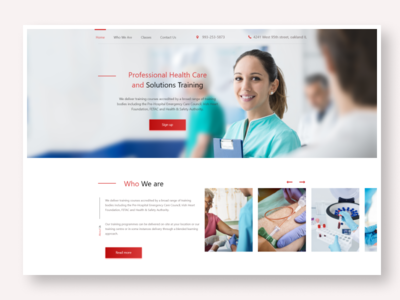 Professional Health Care and Solutions Training