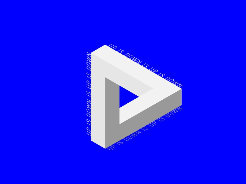 A sense of space III isometric design isometric flat vector illustration design