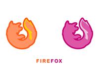 Icon Design - Firefox