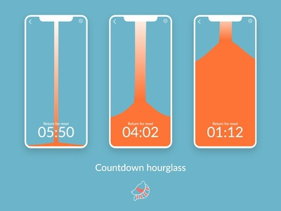 DailyUI 014 - Countdown