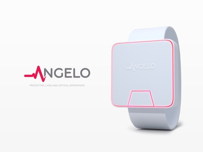 Logotype Concept for Angelo 👼