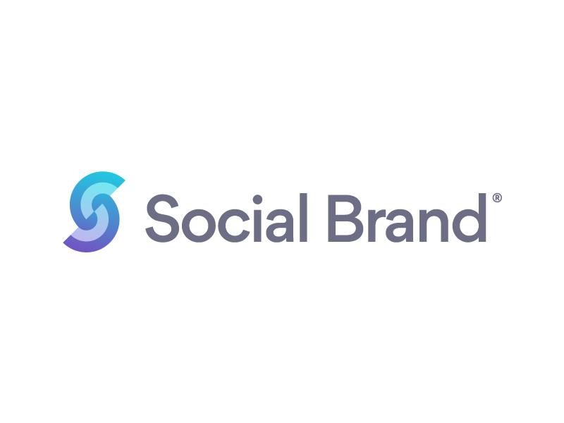 Social brand® sb logo s icon branding social media