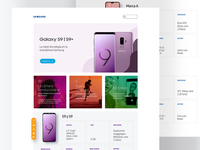 Landing Page — Compare Mobile Phone