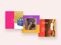 Handbags store — Me&Me