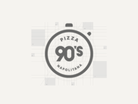 New Logo 🍕+ ⏱