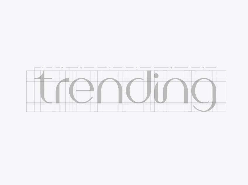 Custom type for branding design clothing wear letter typography logo logotype type identity brand branding
