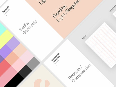 Brand Book Design — Trending