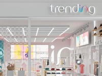 Store facade — Trending®