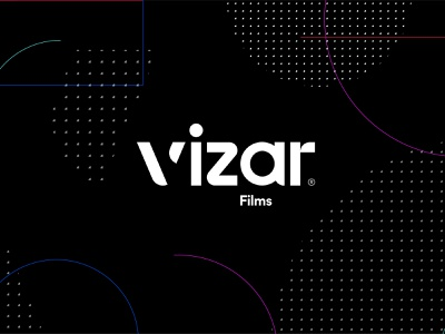 Vizar® Logotype audiovisual photographer panama logotype typography type letter design identity branding logo