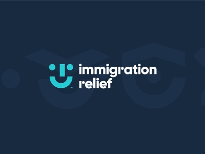 ONG — Immigration Relief immigration ong logotype type design brand identity logo branding