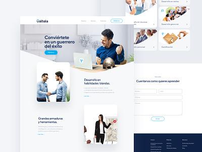 UI Design for Valhala®